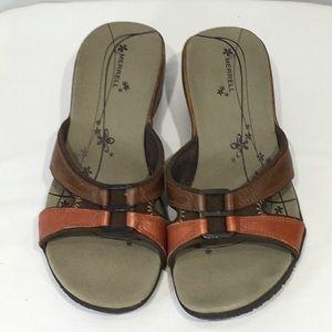 Merrell Dewberry Sandal Shoes 7 Comfort